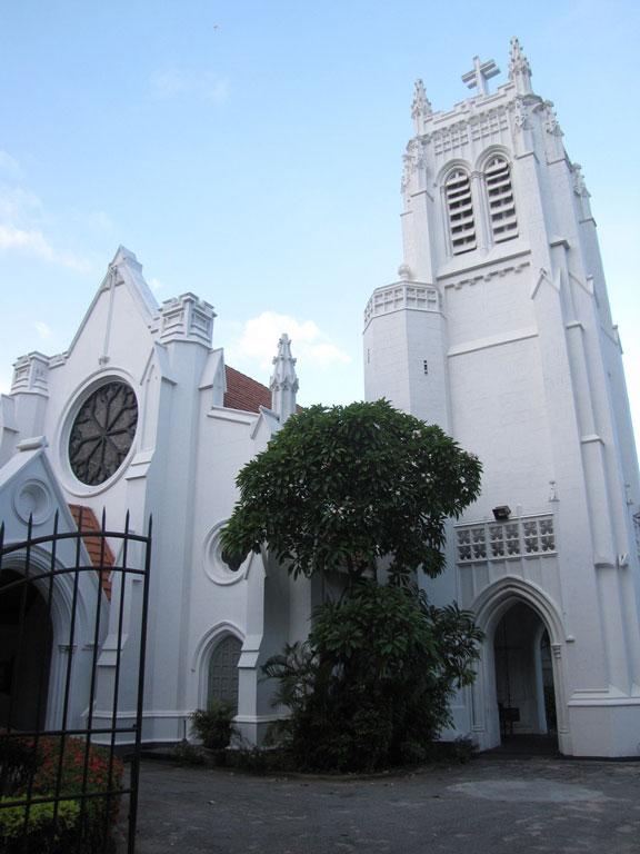 Colombo Photo credit:  Christopher John SSF