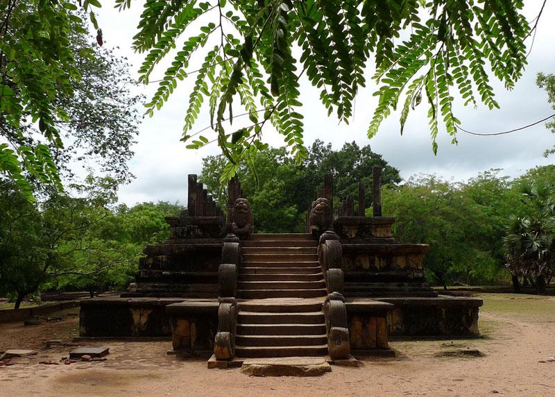Polonnaruwa Photo credit:  Indi Samarajiva