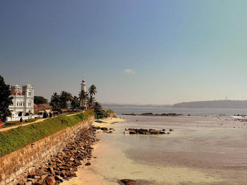 Galle Fort Photo credit:  calflier001