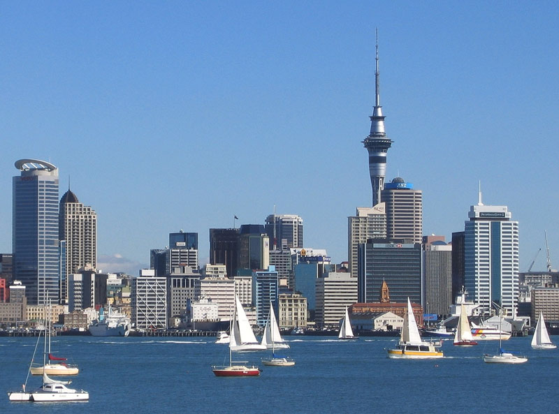 Auckland City Photo credit:  Sids1