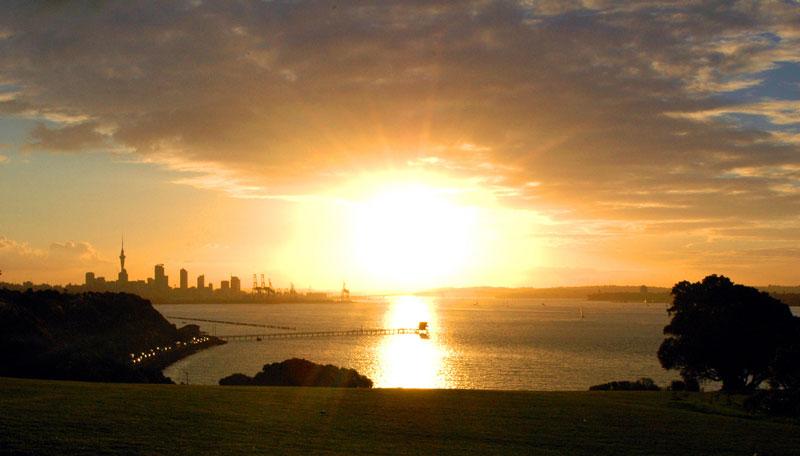 Mission Bay, Auckland Photo credit:  antifluor