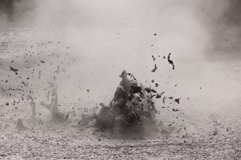 Exploding mud at Wai-O-Tapu, Rotorua Photo credit:  Takver