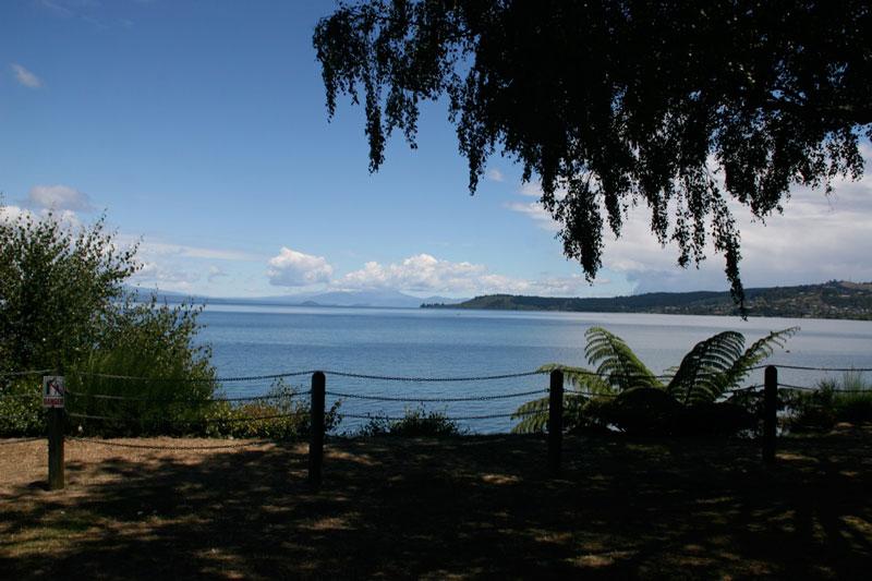 Lake Taupo Photo credit:  BepJack