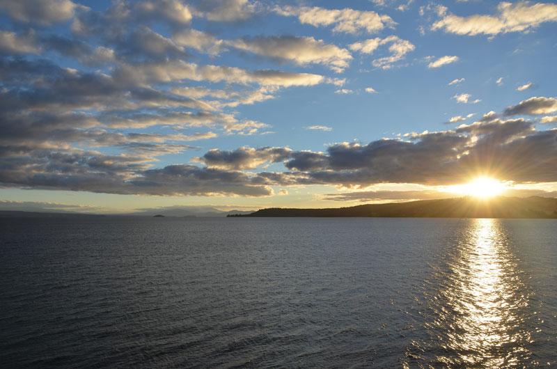 Lake Taupo Photo credit:  Long Zheng