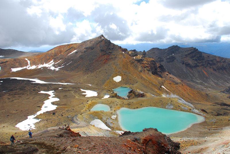 Tongariro National Park Photo credit:  Heike Quosdorf