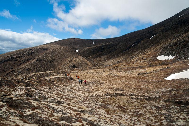 Tongariro Photo credit:  Jason Pratt