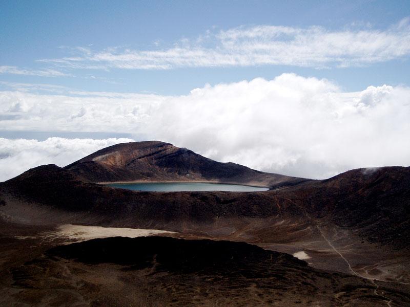 Tongariro Photo credit:  Andrew Parnell