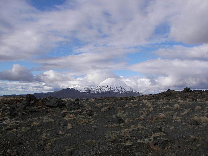 Mount Ruapehu Photo credit:  Ian Armstrong
