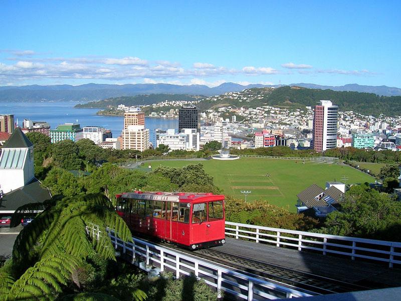 Wellington Photo credit:  Brett Taylor