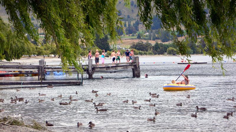 Lake Wanaka Photo credit:  Herry Lawford