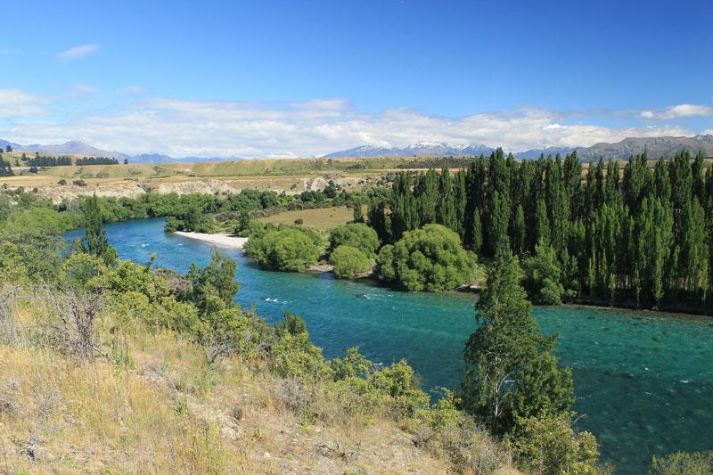 Clutha River Photo credit:  portengaround