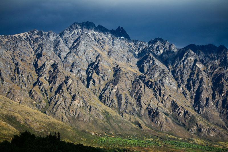 Remarkables Mountains Photo credit:  Florin Chelaru