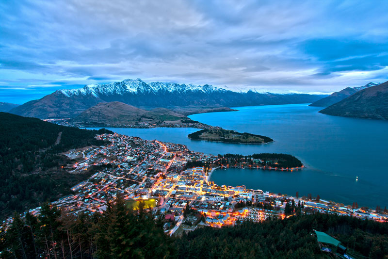 Queenstown Photo credit:  Lawrence Murray
