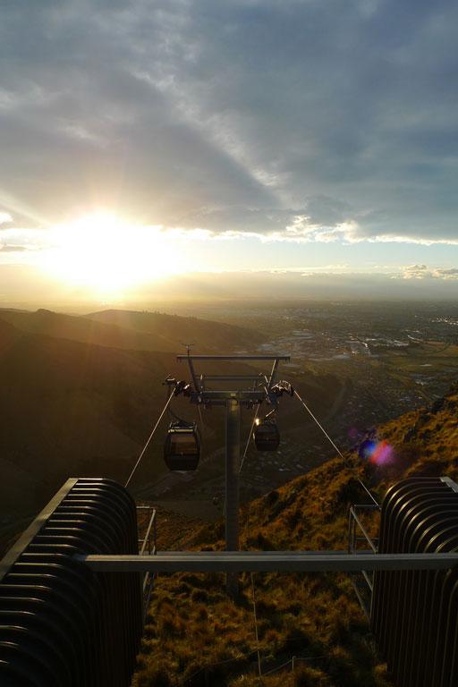 Christchurch gondola Photo credit:  Ewan Munro