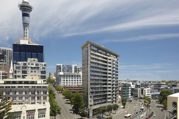 Hotel Grand Chancellor, Auckland