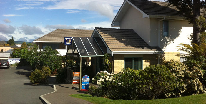 Fenton Court Motel, Rotorua