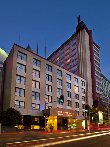 James Cook Hotel Grand Chancellor, Wellington
