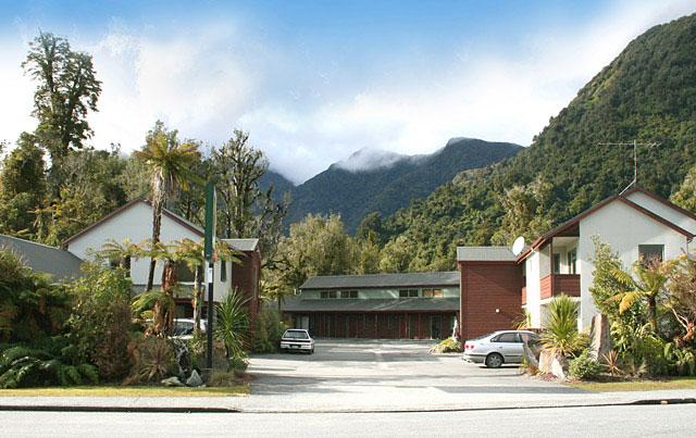 Punga Grove, Franz Josef