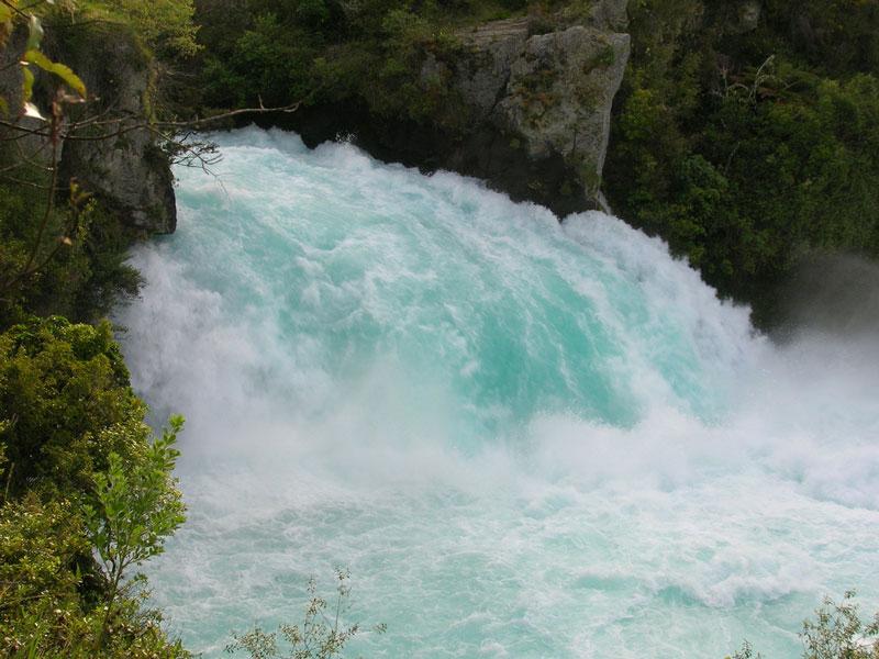 Huka Falls Photo credit:  brewbooks