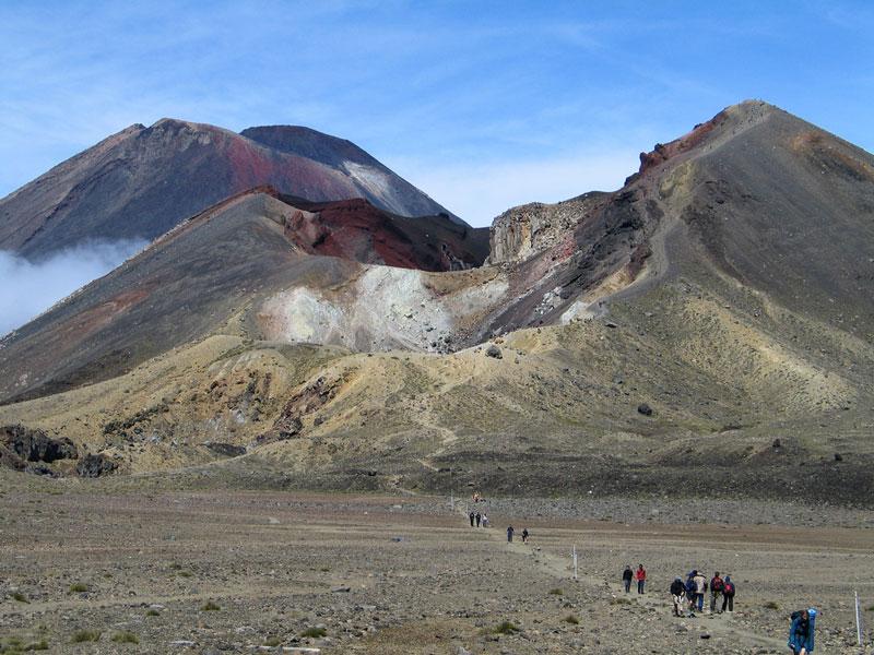 Tongariro Photo credit:  peterhallwright