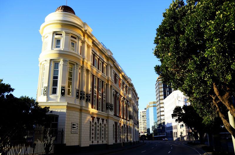 Wellington Photo credit:  Jamie McCaffrey