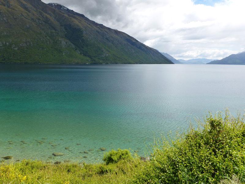 Lake Wakatipu Photo credit:  Guillaume Capron