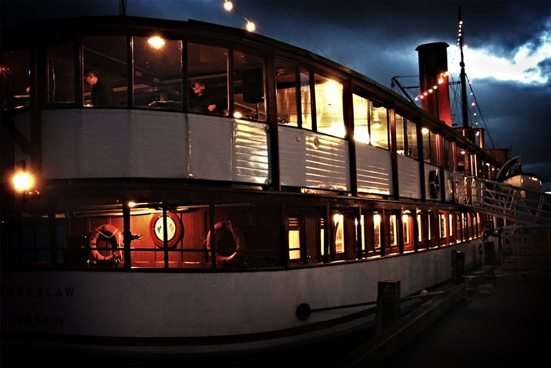 TSS Earnslaw, Queenstown Photo credit:  PermaCultured