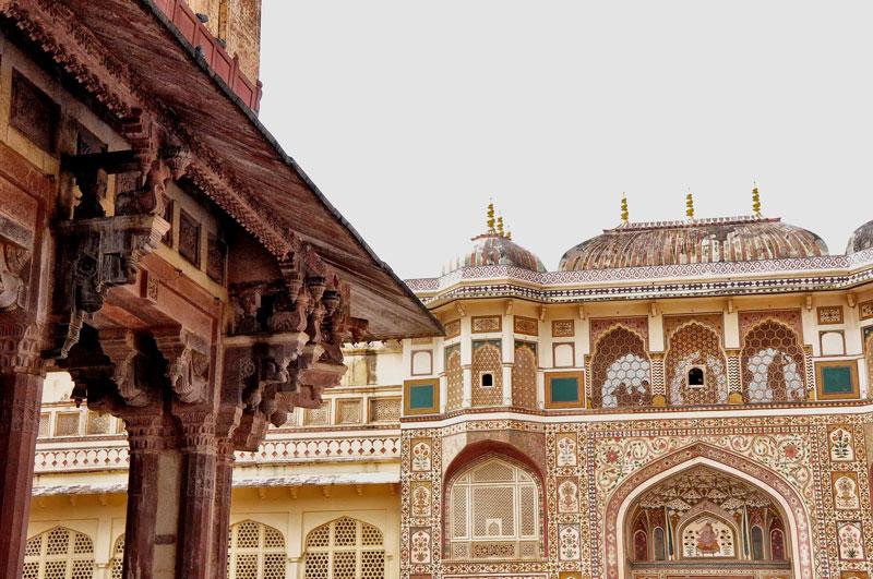 Amber Fort, Jaipur Photo credit:  Rod Waddington