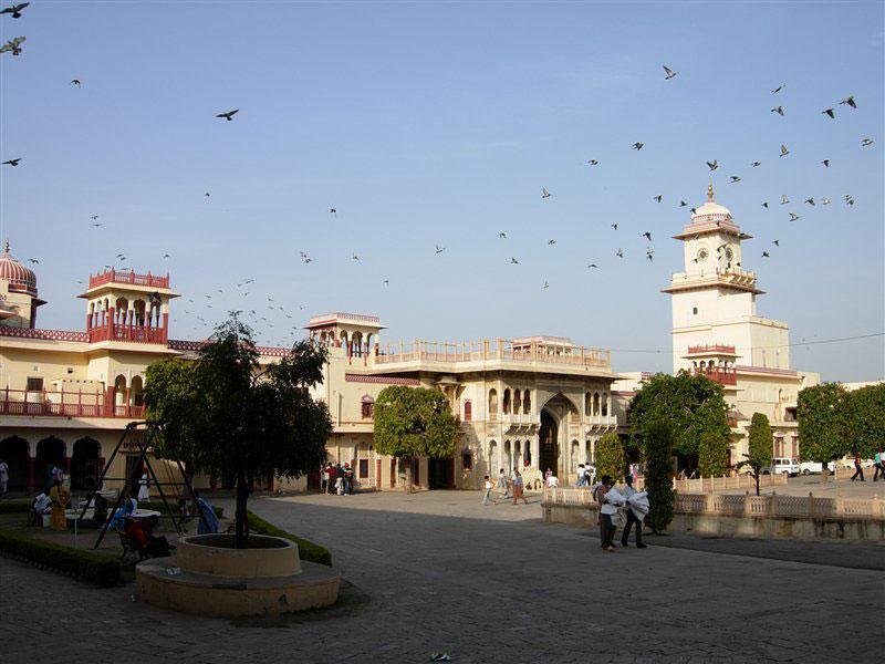 City Palace Museum, Jaipur Photo credit:  xiquinhosilva