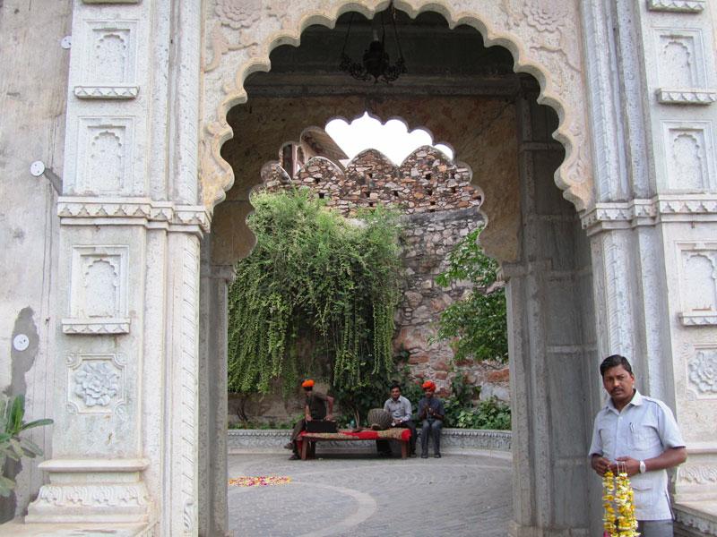 Castle Bijaipur Photo credit: Rustom Katrak