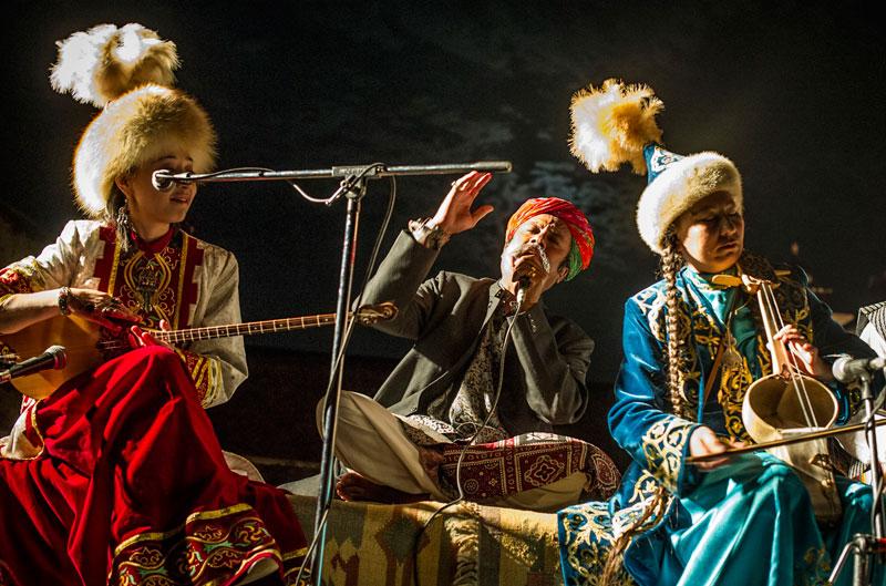 Sufi Festival, Nagaur, Rajasthan Photo credit: David Horsman