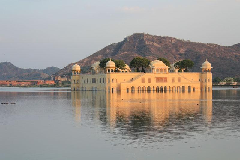 Jal Mahal, Jaipur Photo credit:  Arian Zwegers
