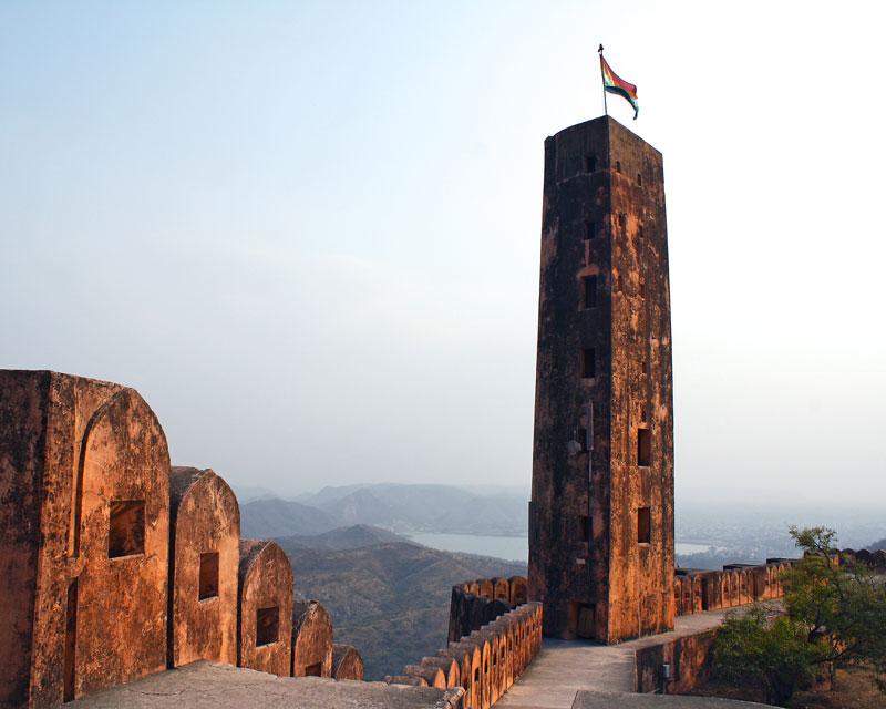 Nahargarh Fort, Jaipur Photo credit:  Dimitry B.