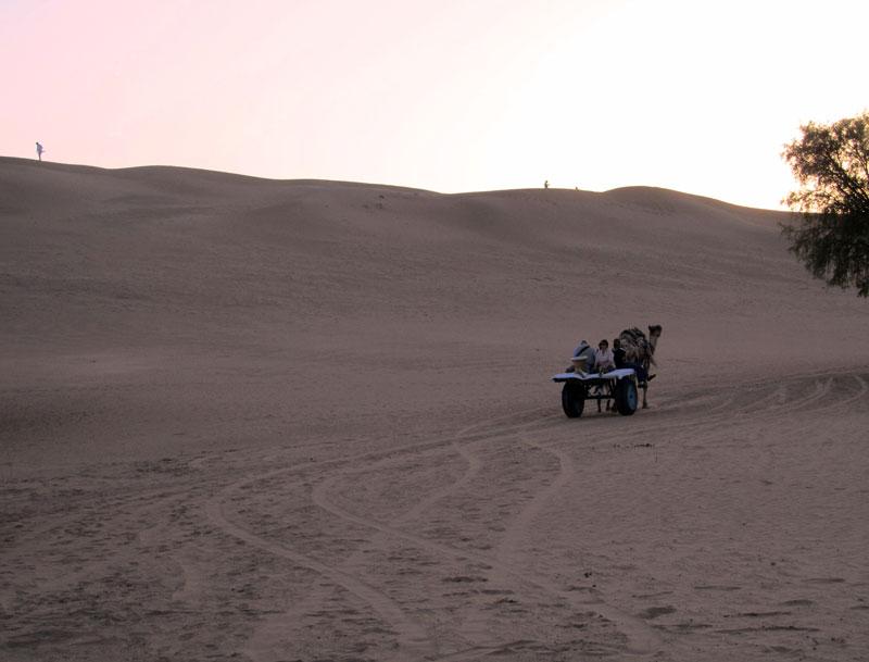 The Dunes, Khimsar Photo credit: Rustom Katrak