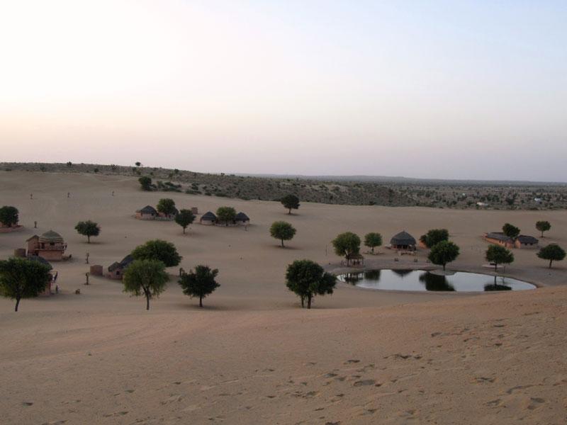 The Dunes, Khimsar hoto credit: Rustom Katrak