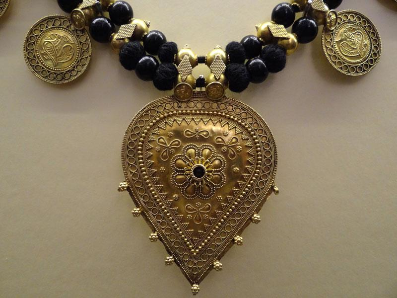 19th century Indian jewellery Photo credit:  Adam Jones