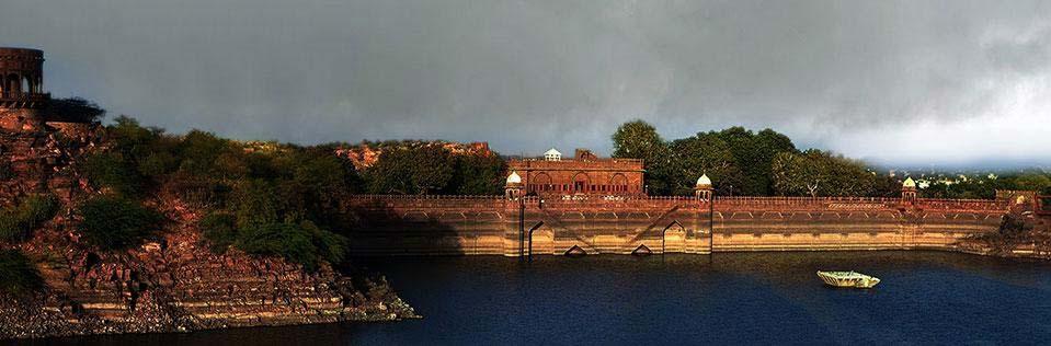 Bal Samand Lake Palace, Jodhpur