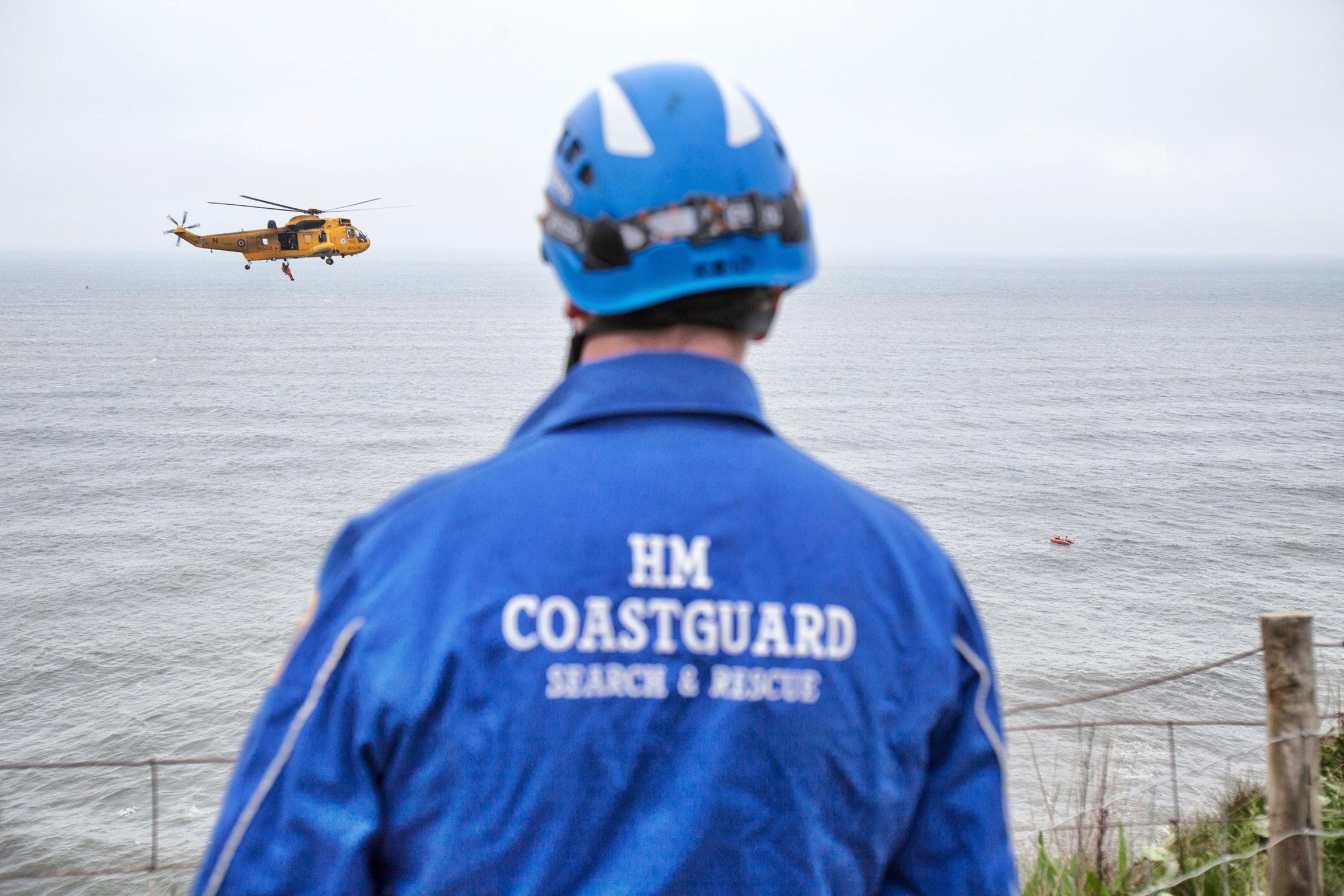 SAR teams tasked to tide cut-off.
