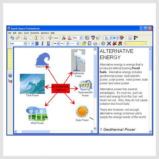 SparkSpace software
