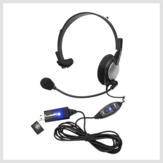 Andrea NC-181 VM USB headset