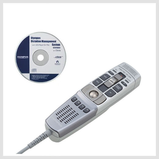Olympus DR-2200 Olympus Dictation Management Software