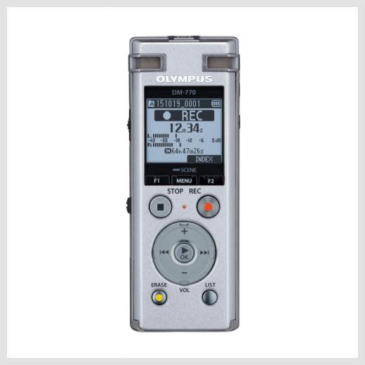 Olympus DM-770 digital recorder