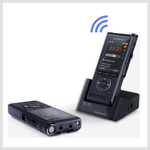 Olympus DS-9500 digital recorder