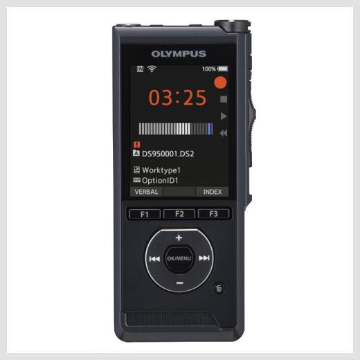 Olympus DS-9500 digital voice recorder