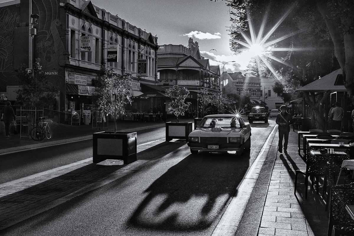 Cappuccino Strip, Fremantle - Piotrek Ziolkowski, 2013