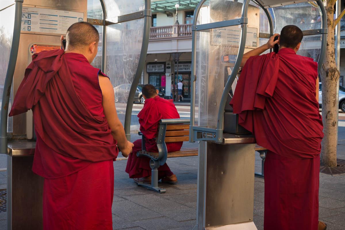 3 Monks, Fremantle, 2013 - Piotrek Ziolkowski