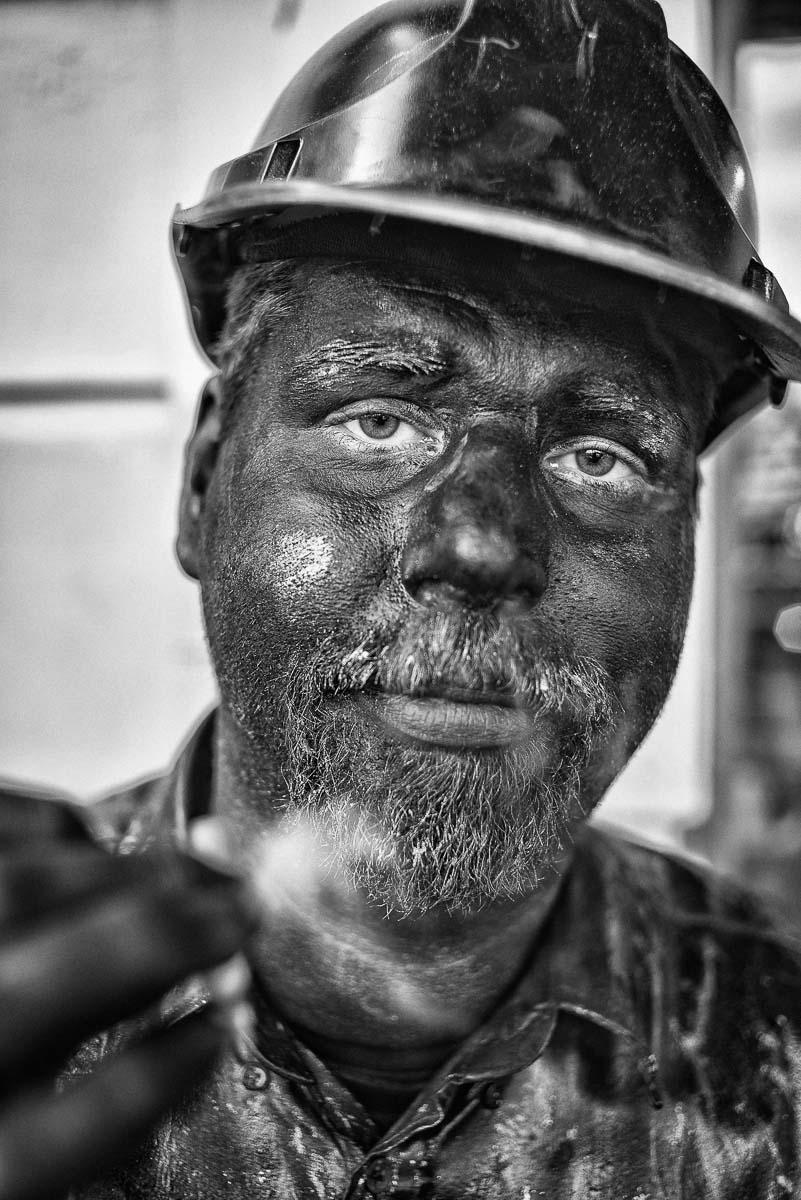 Man from Germany, Fremantle - Piotrek Ziolkowski, 2013
