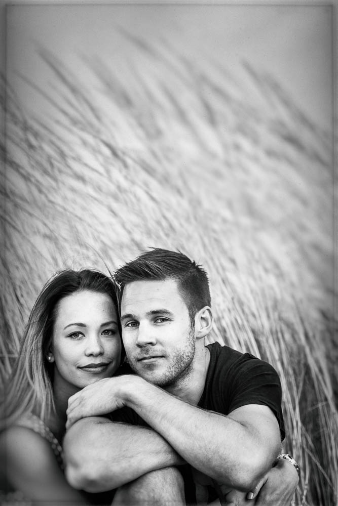 Narhan and Grace / Engagement Portraits Session in Fremantle