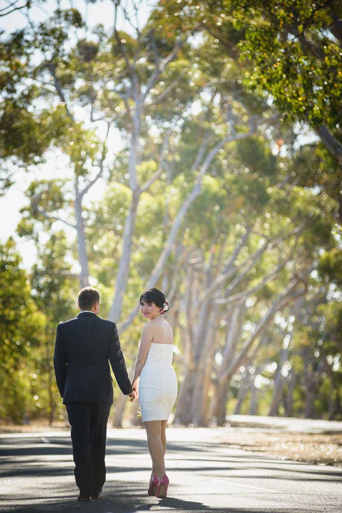 Kasia and Adam / Perth Short and Sweet Wedding