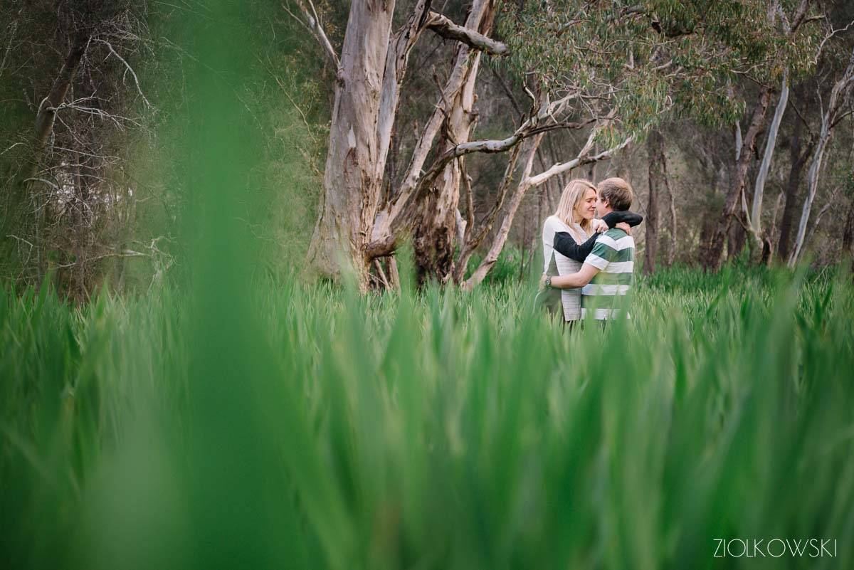 Amy and Anton / pre-wedding session in Swan Valley